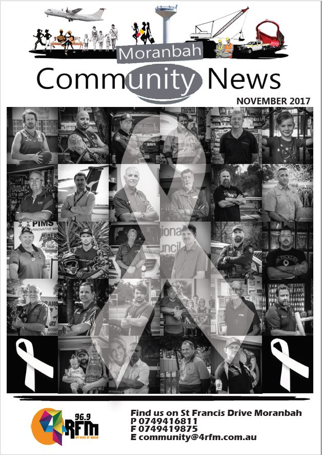 Moranbah Community News - 4RFM Community Radio Station | 628 x 885 jpeg 135kB